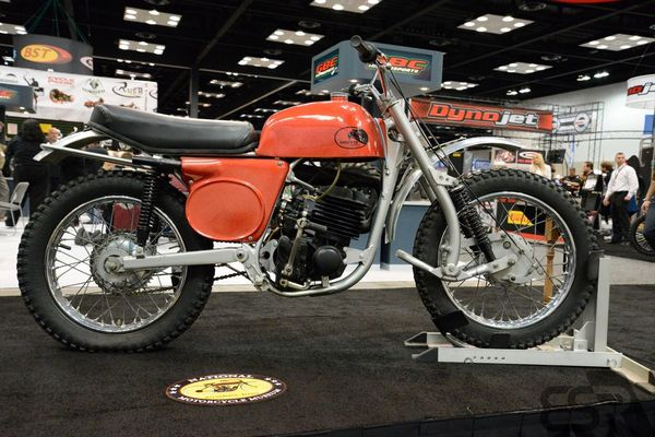 Vintage Motorcycles From The Indianapolis Motorcycle Show