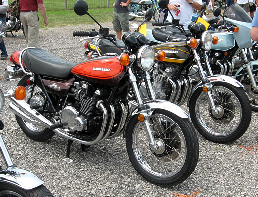 Kawasaki Z1 as it was
