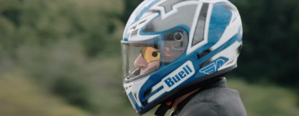 Erik Buell is always ready to ride, with Eric Ristau for EatSleepRIDE