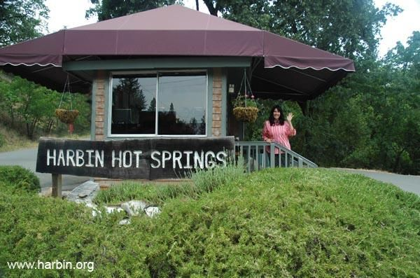Welcome to Harbin Hot Springs
