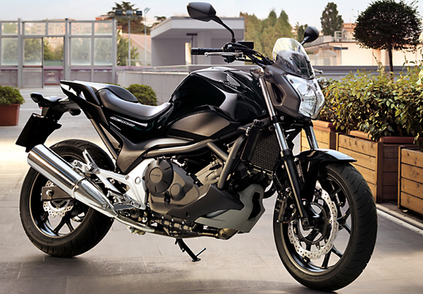 Honda's new NC700 will make it easier than ever for reluctant riders to embrace the dark side