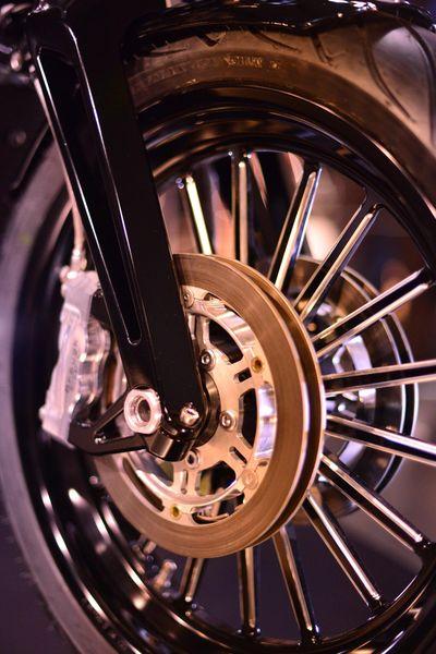 Brough Superior SS100 Prototype | 18 spokes aluminum