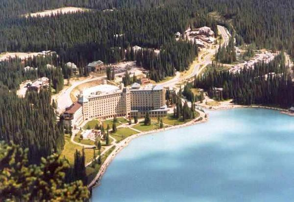 Fairmont Chateau Lake Louise, Alberta