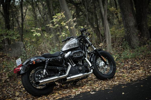 2014 Harley-davidson Sportster Forty-eight | Review | EatSleepRIDE