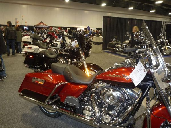 Harley Touring