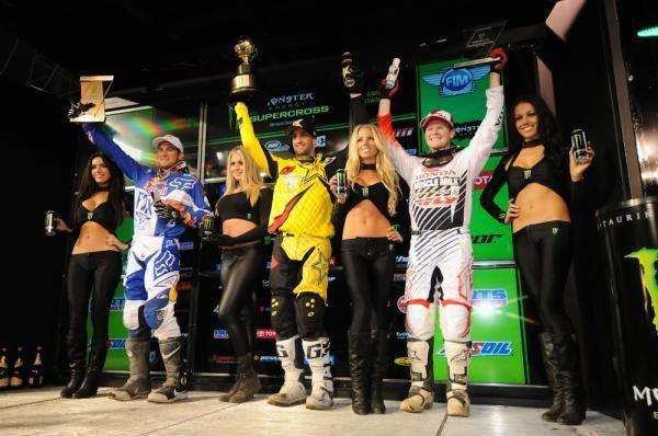 A1 - 2013 Supercross Podium