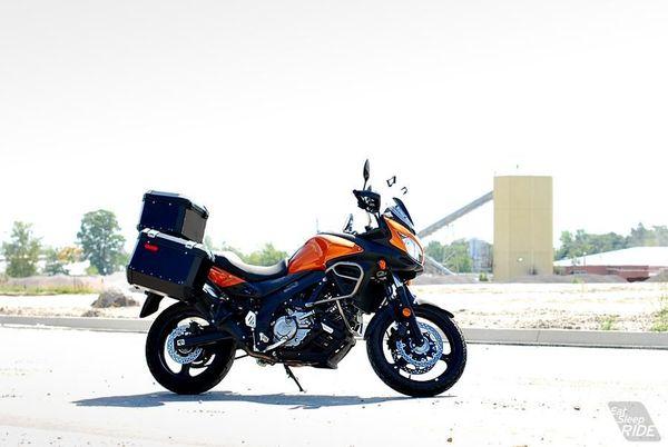 2012 Suzuki V-Strom Expedition ABS
