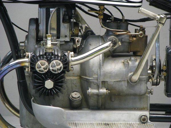 1925 BMW R32 Engine M2B33