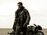 Actor Tom Hardy Foils London Motorcycle Theft