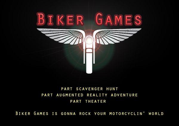 BIKER GAMES - 9AM to 9PM