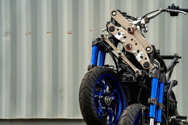 Three-wheeled Wonder: 2019 Yamaha Niken Gt   Bike   EatSleepRIDE
