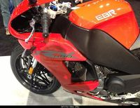 Erik Buell Racing Delivers the EBR 1190 RX Sportbike