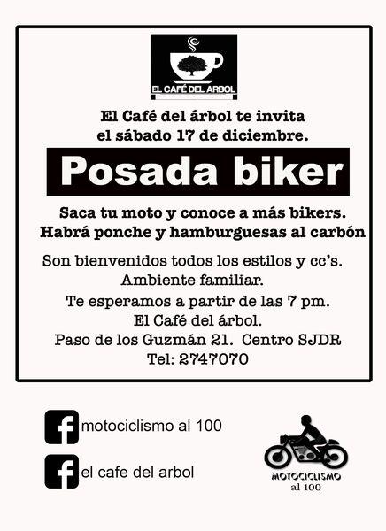 Posada Biker en SJR