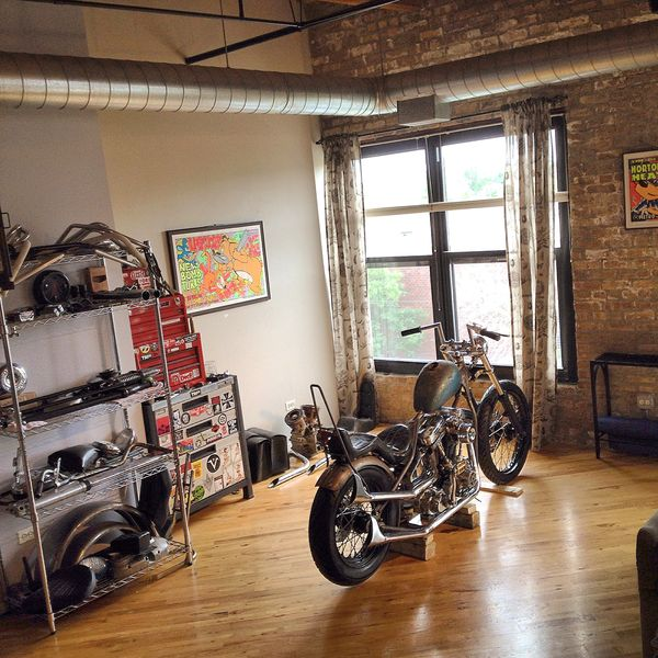Hardtail Engine Conversion In The Living Room | Howto ...