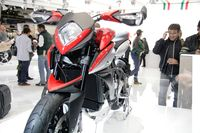 MV Agusta at EICMA - Brutale 800 and Rivale 800 - Middleweight works of Art