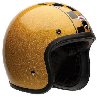 Retro Bell with snap-on visor