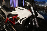 Ducati to Auction HyperMotard 821 from CHiPs