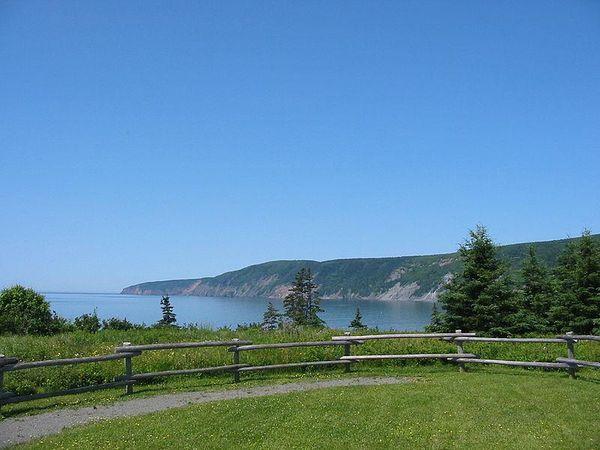 Cape Chignecto Provincial Park, Nova Scotia