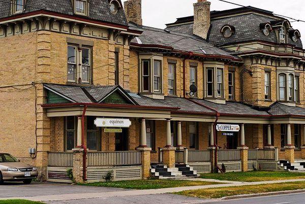 Cox Terrace, Peterborough, Ontario