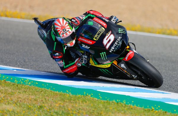 Zarco displayed some truly great racing today at Jerez