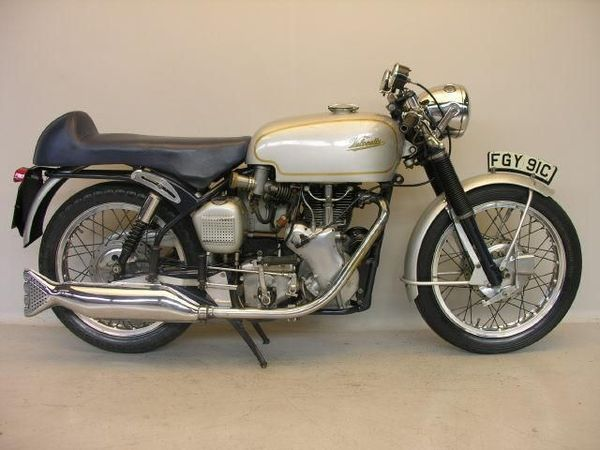 Velocette Thruxton 500cc1965