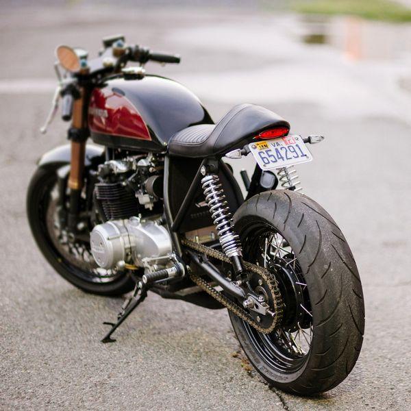 Cognito Moto CB550