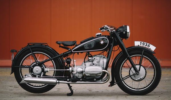 What S Old Is New Bmw Unveils 1930 S Style Concept R18 Bike