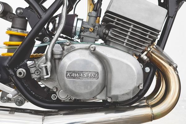 Taming The Mighty Mach: Why '70s Kawa Triples Make For Ideal