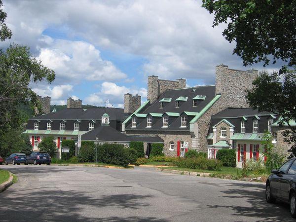 Baie-Comeau mansion