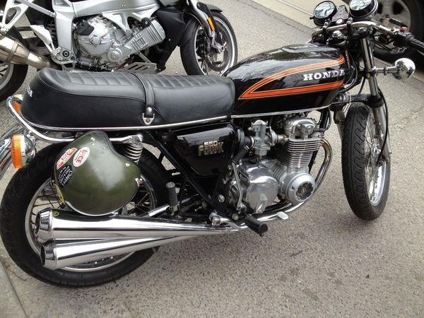 Honda CB550 Four K