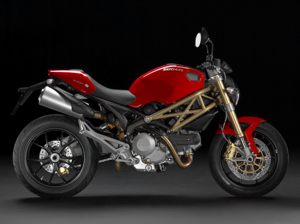 20th Anniversary Ducati Monster 796