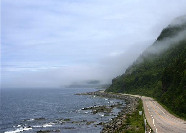 Scenic Roads of Gaspe