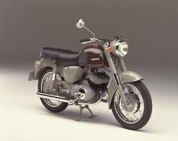 1957 Yamaha 250 YD1