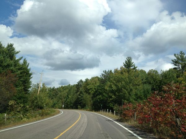 4. County Road 2 - Minden to Moore Falls, Ontario