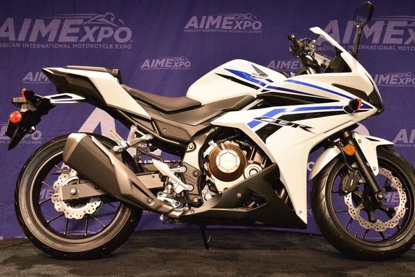 Honda CBR500R 2016 - World first look at AIMExpo