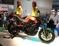 Brammo's Shocking Electric Motorbikes