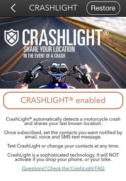 CrashLight® - You're already subscribed