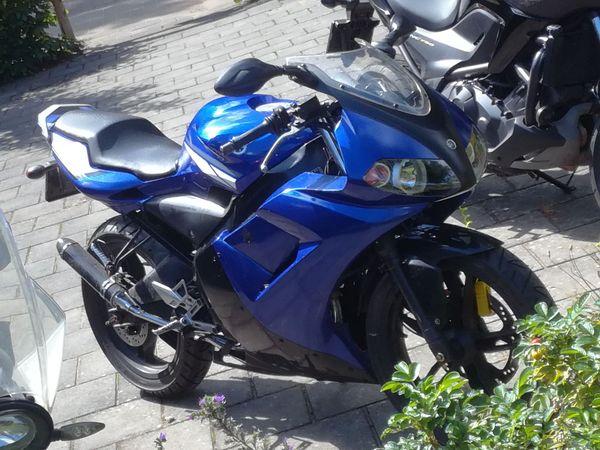 First Moped | Bike | EatSleepRIDE