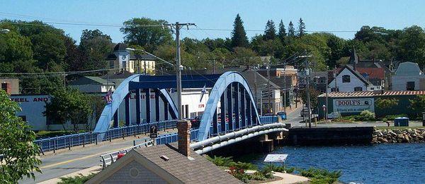 Liverpool, Nova Scotia Bridge