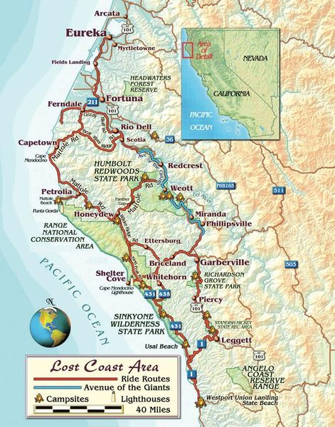road map california coast with Lost Coast Area Map Ca on Mswcabotcove also Casmalia further Arg 03 mesopotamia And The Parana also Point Arena Lighthouse besides Mswcabotcove.