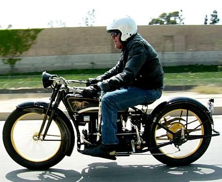1924 Ace Motorcycles XP-4