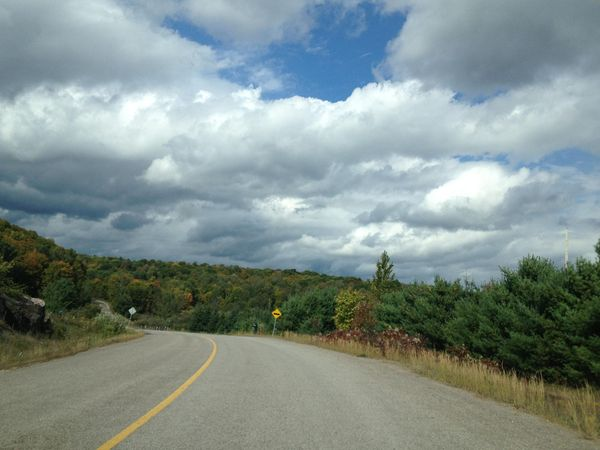 1. County Road 2 - Minden to Moore Falls, Ontario
