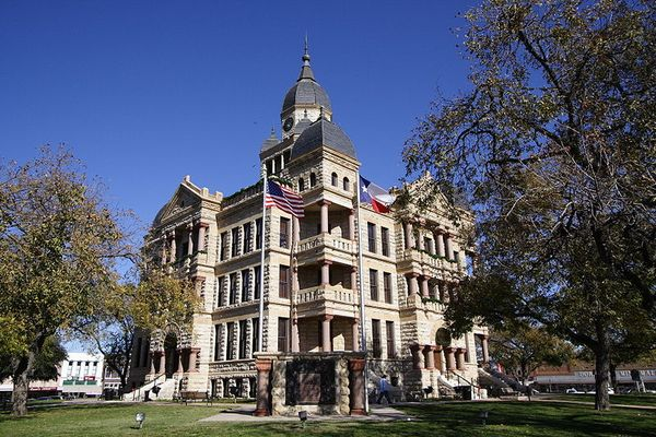 Old Courthouse Denton