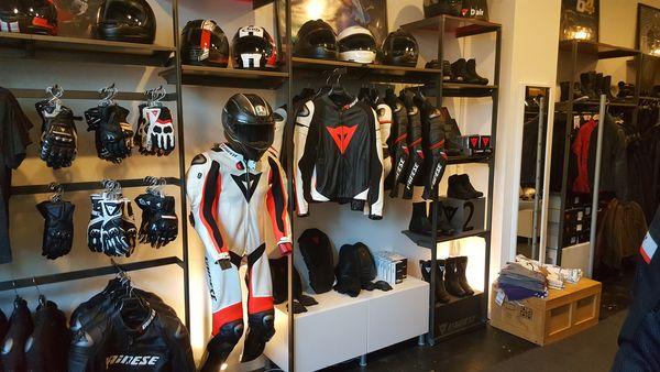 their gear department