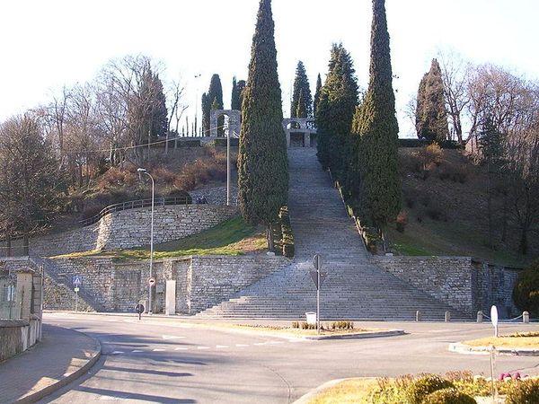 Italy - Erba WWI Monument