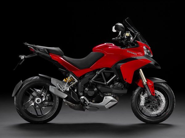 2013 Ducati Multistrada 1200 - right view