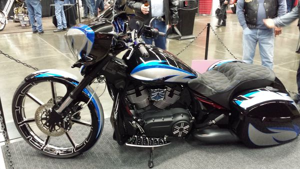EasyRiders Custom Bike Show