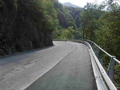 Strada Provinciale 62, Bellano Italy