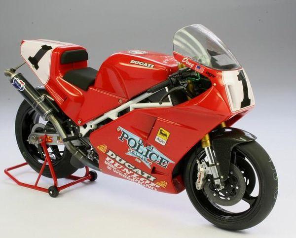 Ducati 888 Superbike Doug Polen
