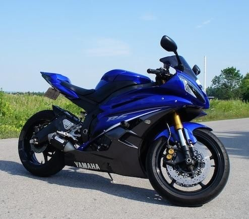 Yamaha R6 2006 2007: New Horsepower, Engine, Chassis And Body ...